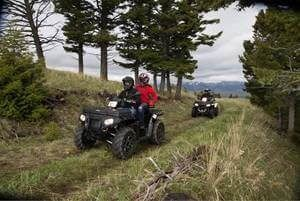 Sportsman Multi-Rider ATVs