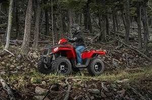 Sportsman Recreation/Utility ATVs
