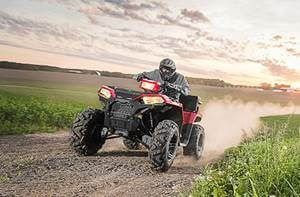 Sportsman Sports/Utility ATVs